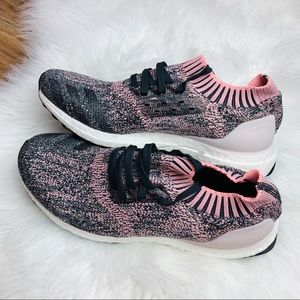 adidas Shoes - Adidas Ultraboost Uncaged Pink Carbon